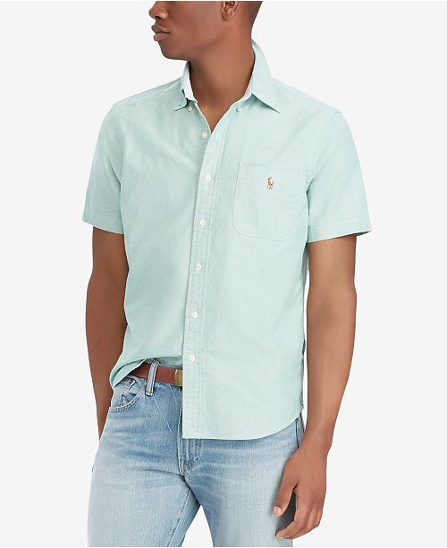 d2742f0e6b6f Polo Ralph Lauren. Men s Classic Fit Cotton Oxford Shirt. Be the first to  Write a Review. main image