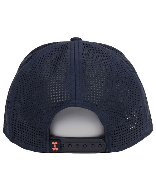 new product 6939c 10882 Under Armour Houston Astros Supervent Cap ...
