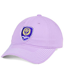 adidas Orlando City SC Pink Slouch Cap