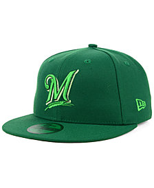 New Era Milwaukee Brewers Prism Color Pack 59FIFTY Cap