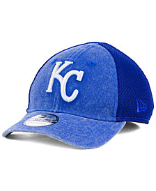 New Era Boys' Kansas City Royals Jr Hooge Neo 39THIRTY Cap