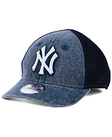 New Era Boys' New York Yankees Jr Hooge Neo 39THIRTY Cap
