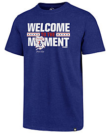 '47 Brand Men's Philadelphia 76ers Regional Slogan Club T-Shirt