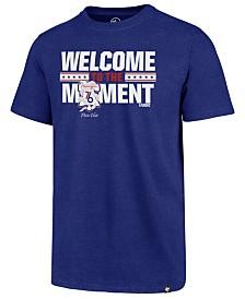 '47 Brand Men's Philadelphia 76ers Regional Slogan Club T-Shirt