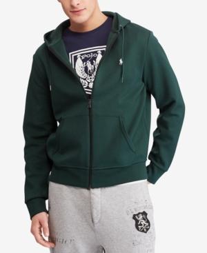 Polo Ralph Lauren Men S Big   Tall Double-Knit Full-Zip Hoodie In College 0a6986801
