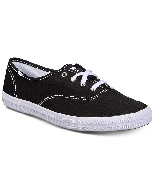 54fe89e9390 ... Keds Women s Champion Ortholite reg  Lace-Up Oxford Fashion Sneakers ...