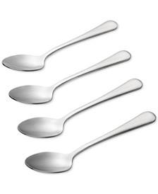 4-Pc. Stainless Steel Espresso & Demitasse Spoons