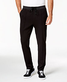 Michael Kors Men's Tape Trim Track Pants