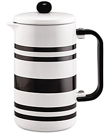 BonJour Stoneware 8-Cup French Press
