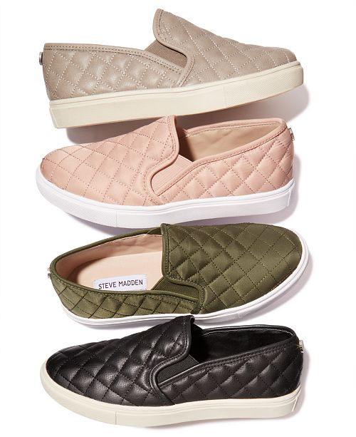d2fddfbdf9 Steve Madden Women s Ecentric-Q Platform Sneakers   Reviews ...