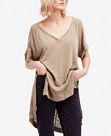 Free People Diego V-Neck Tunic