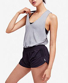 Free People FP Movement Wilder Strappy Open-Back Tank Top