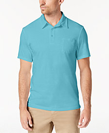 Club Room Men's Pocket Polo, Created for Macy's