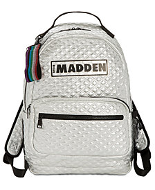 Steve Madden Austin Quilted Backpack