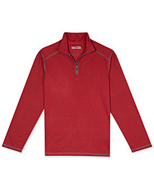 Nautica Big Boys Quarter-Zip Pull-Over