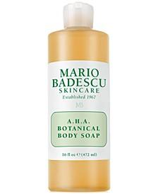 A.H.A. Botanical Body Soap, 16-oz.