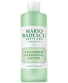 Cucumber Cleansing Lotion, 16-oz.