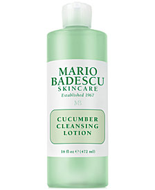 Mario Badescu Cucumber Cleansing Lotion, 16-oz.