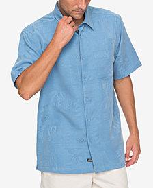 Quiksilver Men's Waterman Malama Bay Shirt