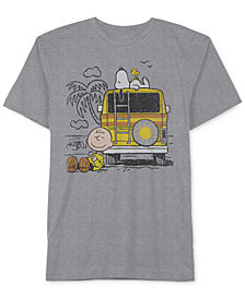 Hybrid Men's Peanuts T-Shirt