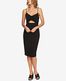 1.STATE Cutout Bodycon Dress