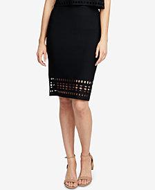 RACHEL Rachel Roy Cutout Sweater Pencil Skirt, Created for Macy's