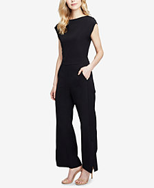 RACHEL Rachel Roy Cap-Sleeve Jumpsuit, Created for Macy's