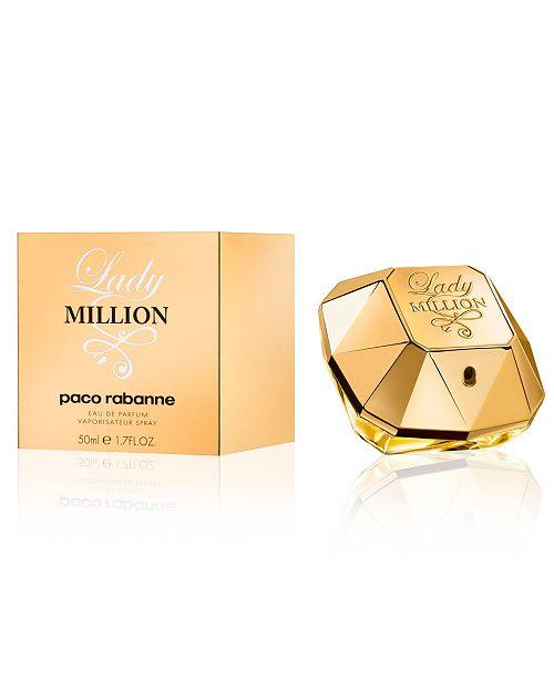 a267565d1c Paco Rabanne Lady Million Eau de Parfum Collection for Women ...