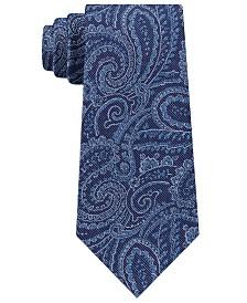 Michael Kors Men's Paisley Silk Tie