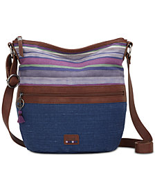 The Sak Vista Soft Crossbody Hobo, Created for Macy's