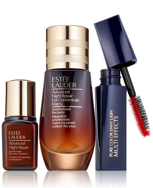 Estee Lauder 3-Pc. Beautiful Eyes Repair + Renew For A Fresh, Wide-Open Look Set