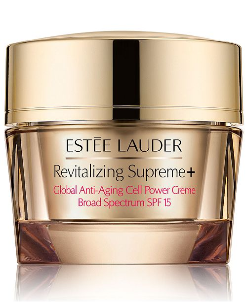 Estee Lauder Revitalizing Supreme+ Global Anti-Aging Cell Power Creme SPF 15, 1.7-oz.