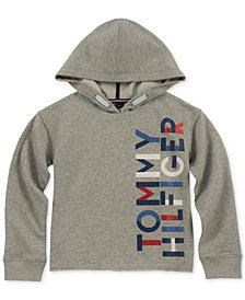Tommy Hilfiger Big Girls Graphic-Print Hoodie