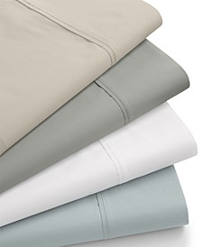 Air Feel Suvin  4-Pc. Sheet Sets, 350 Thread Count Cotton