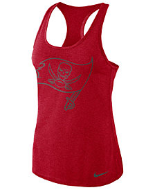 Nike Women's Tampa Bay Buccaneers Dri-Fit Touch Tank