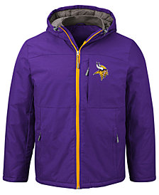 G-III Sports Men's Minnesota Vikings Heavyweight Jacket