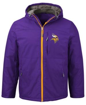 G-iii Sports Men's Minnesota Vikings Heavyweight Jacket