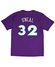 Mitchell & Ness Men's Shaquille O'Neal NBA All Star 1995 Name & Number Traditional T-Shirt