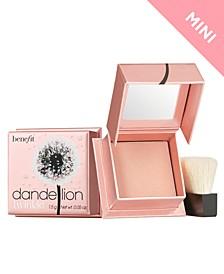 Dandelion Twinkle Box O' Powder Highlighter Mini