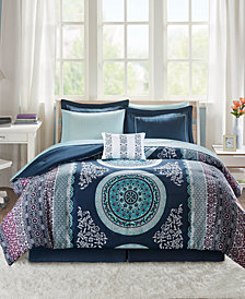 Intelligent Design Loretta 9-Pc. Queen Comforter Set