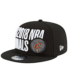 New Era Cleveland Cavaliers Locker Room Conference Champ 9FIFTY Cap