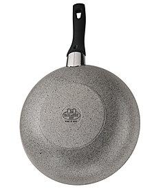 """Ballarini Parma 11"""" Aluminum Non-Stick Stir Fry Pan"""