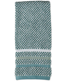 Saturday Knight Maui Cotton Terry Jacquard Hand Towel