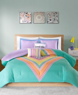 Lani 4-Pc. Twin/Twin XL Comforter Set
