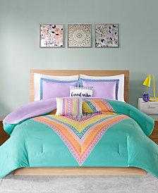 Intelligent Design Lani 5-Pc. Full/Queen Comforter Set