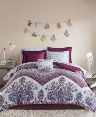 Tulay 7-Pc. Twin Comforter Set