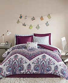 Tulay 7-Pc. Twin Comforter Set