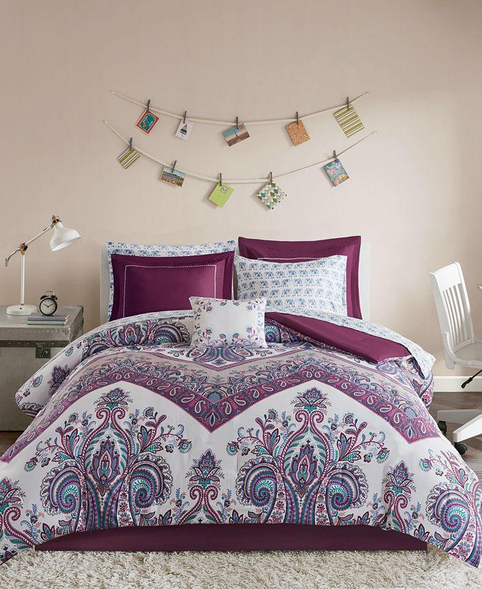 Intelligent Design - Tulay 7-Pc. Twin XL Comforter Set