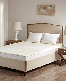Sleep Philosophy Flexapedic Inclined Foam Wedge Full Mattress Topper