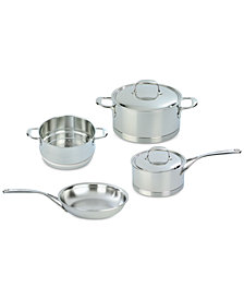 Demeyere Atlantis 6-Pc. Stainless Steel Cookware Set